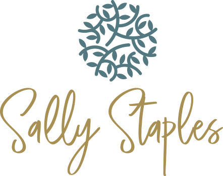 Sally Staples footer logo